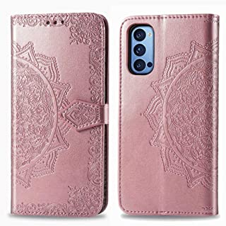TenDll Flip Case For oppo A12s,PU Leather Flip Cover Material Wallet case,Magnetic Closure,Cover with Card Slots & Stand F...