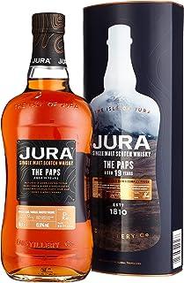 Jura The Paps 19 Years Old Single Malt Scotch Whisky mit Geschenkverpackung 1 x 0.7 l