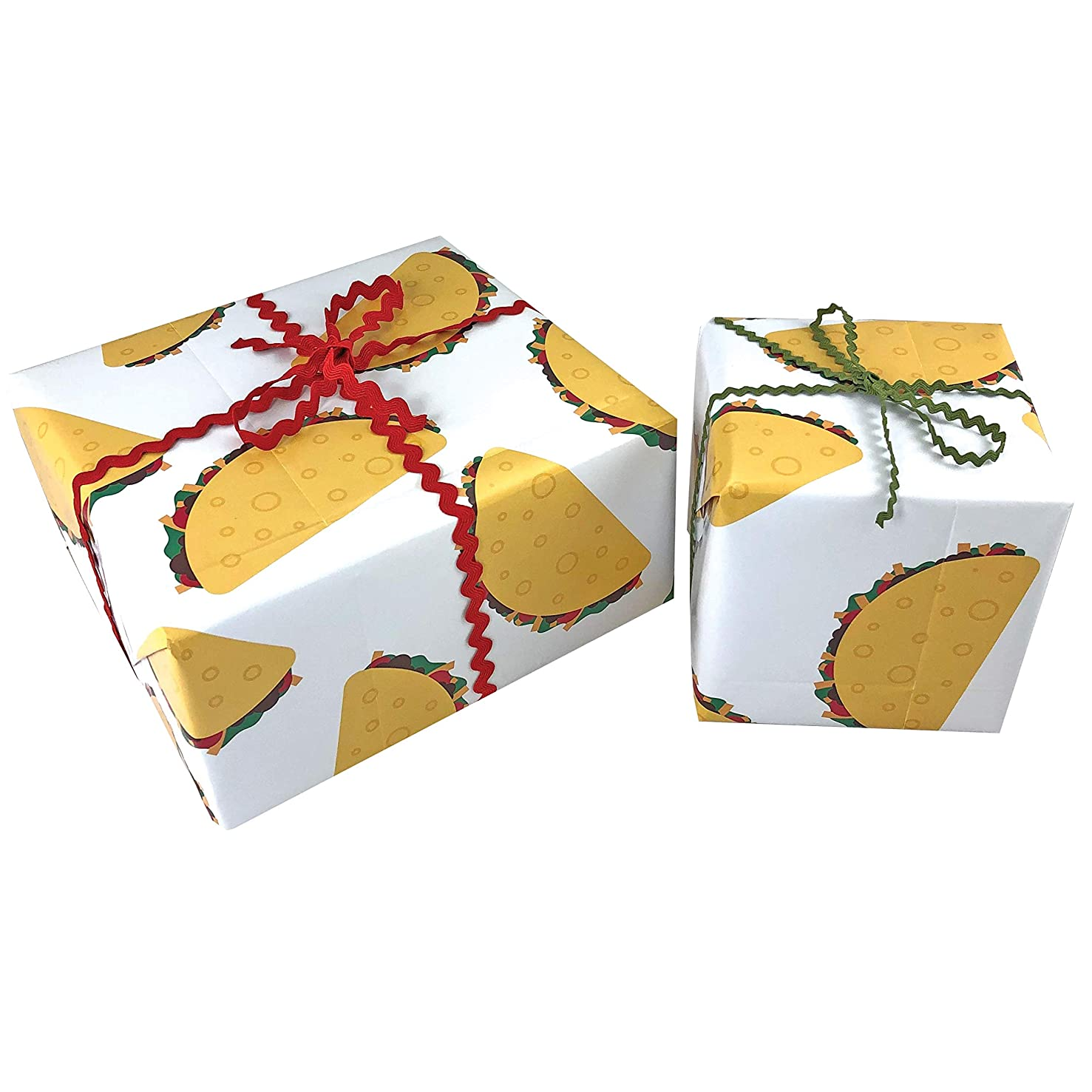 Taco Gift WRAP Paper - Funny Gift Wrap