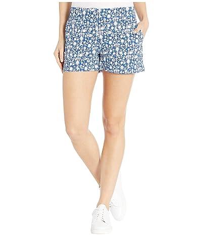 Vineyard Vines Otomi Print 3.5 Shorts (Royal Ocean) Women