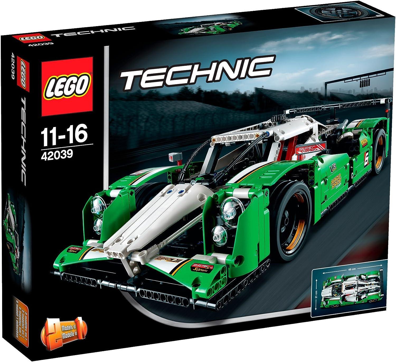 LEGO Technic 42039 - Langstrecken - Rennwagen