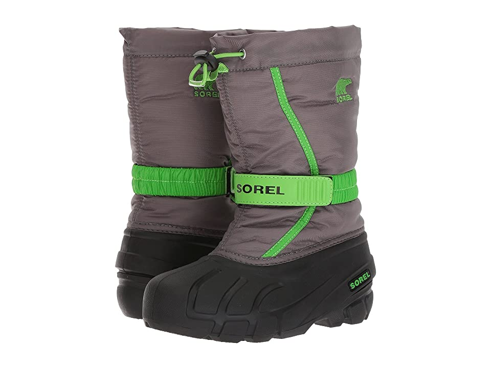 SOREL Kids Flurry (Toddler/Little Kid/Big Kid) (Quarry) Boys Shoes