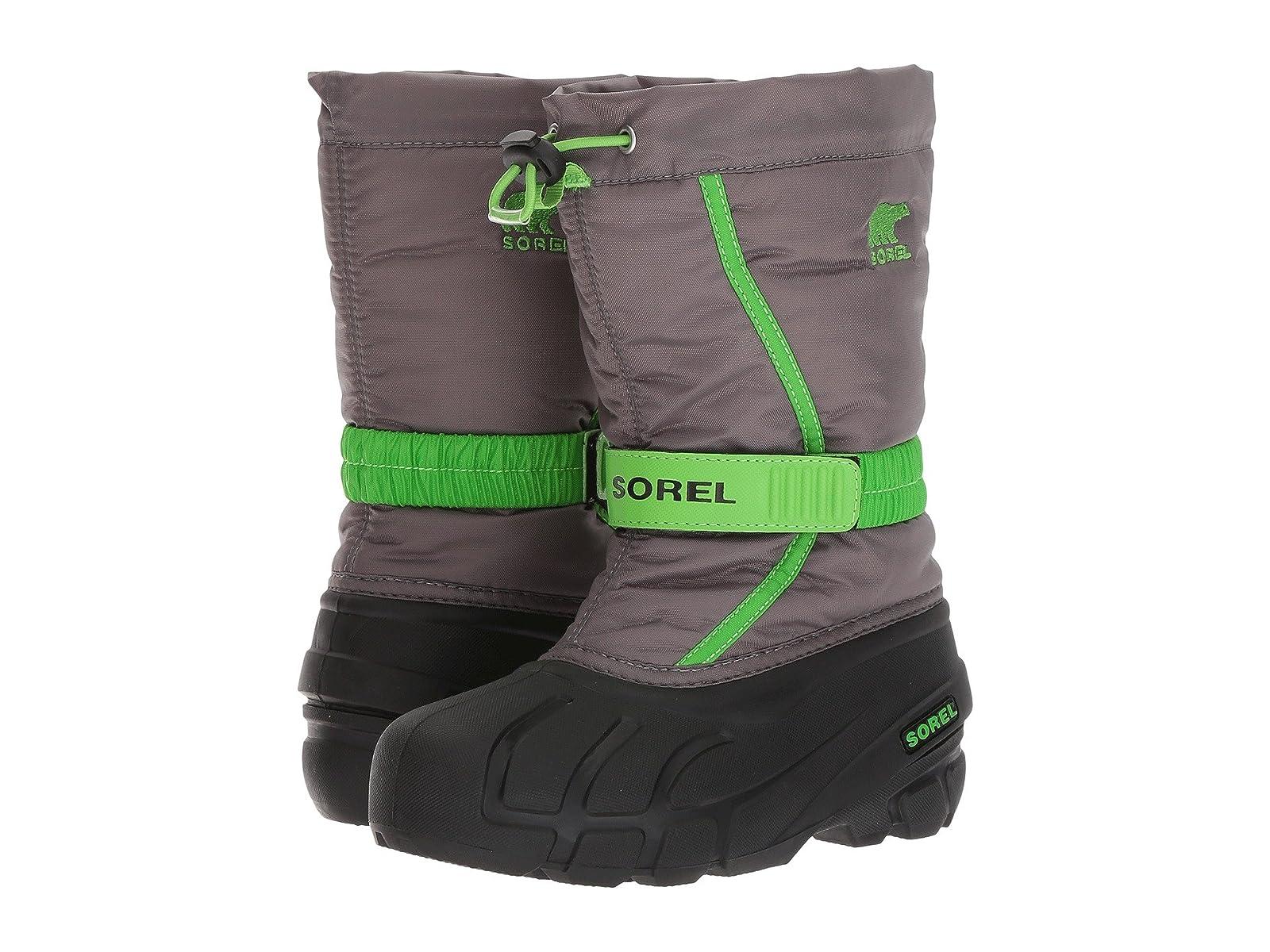 SOREL Kids Flurry (Toddler/Little Kid/Big Kid)Economical and quality shoes