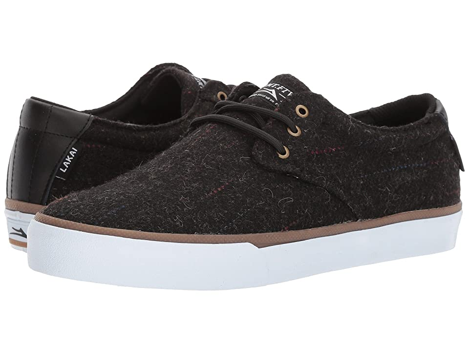 Lakai Daly (Black Textile) Men