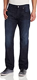 7 For All Mankind Men's Standard Straight Leg Jeans