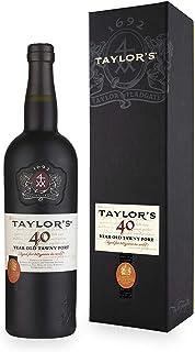 """Taylor""""s Port Tawny 40 Years Old Süß 1 x 0.75 l"""