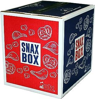 Grandma Utz's Kettle-Style Potato Chips, Original – Snax Box (52 oz.) – Bulk Snack Box of Potato Chips Made from Fresh Pot...