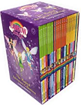 Rainbow Magic The Magical Adventure Collection 21 Books Set Including 3 Series by Daisy Meadows (Weather Fairies, Jewel Fairies & Sporty Fairies)