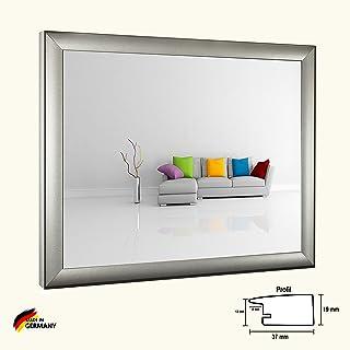 Bilderrahmen Olympia Mattsilber Silber Matt 30 X 45 Cm Fotorahmen Modern Stabil Eckig Hochwertig Preiswert Mit