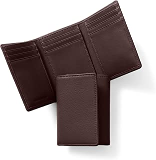 Leatherology Trifold Wallet
