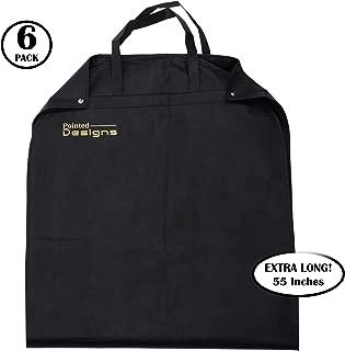 Garment Bags - 6 Pack - 55