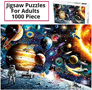 Jigsaw Puzzles for Adults 1000 Piece - Natural Material, Non-Toxic, for Adult, Kids, Children, Boy, Teens, Grandparents, S...