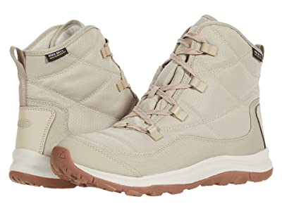 KEEN Terradora II Waterproof Ankle Boot (Plaza Taupe/Redwood) Women