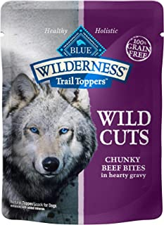 Buffalo Wilderness Toppers Protein Natural