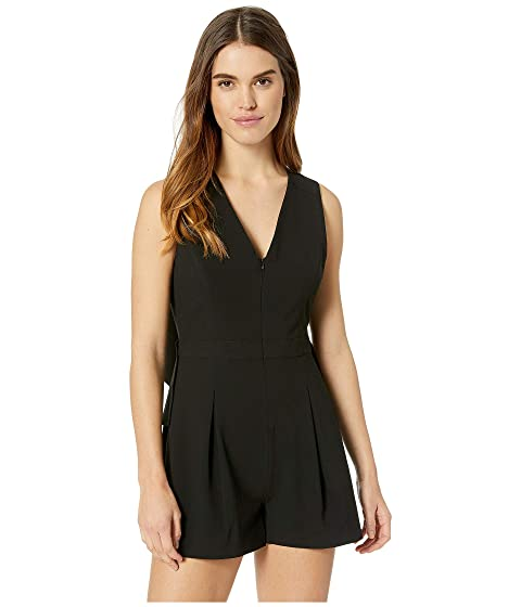 741d83affb4 Bcbgmaxazria Draped Open-Back Romper