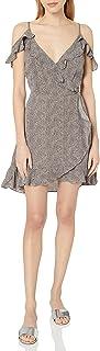 فستان لوسي لوف للنساء بتصميم ملتف