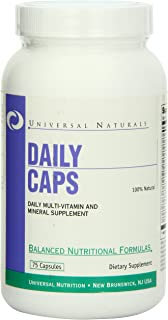 Universal Nutrition System One Daily, 75 Count Bottle