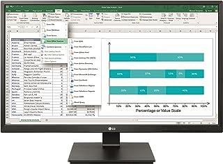 LG 27BK550Y B 68,58 cm (27 Zoll) Business LED Monitor, schwarz