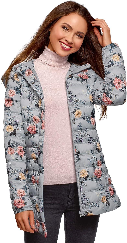 Oodji Ultra Women's Long Hooded Jacket