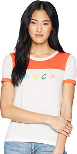 LP RVCA Short Sleeve T-Shirt