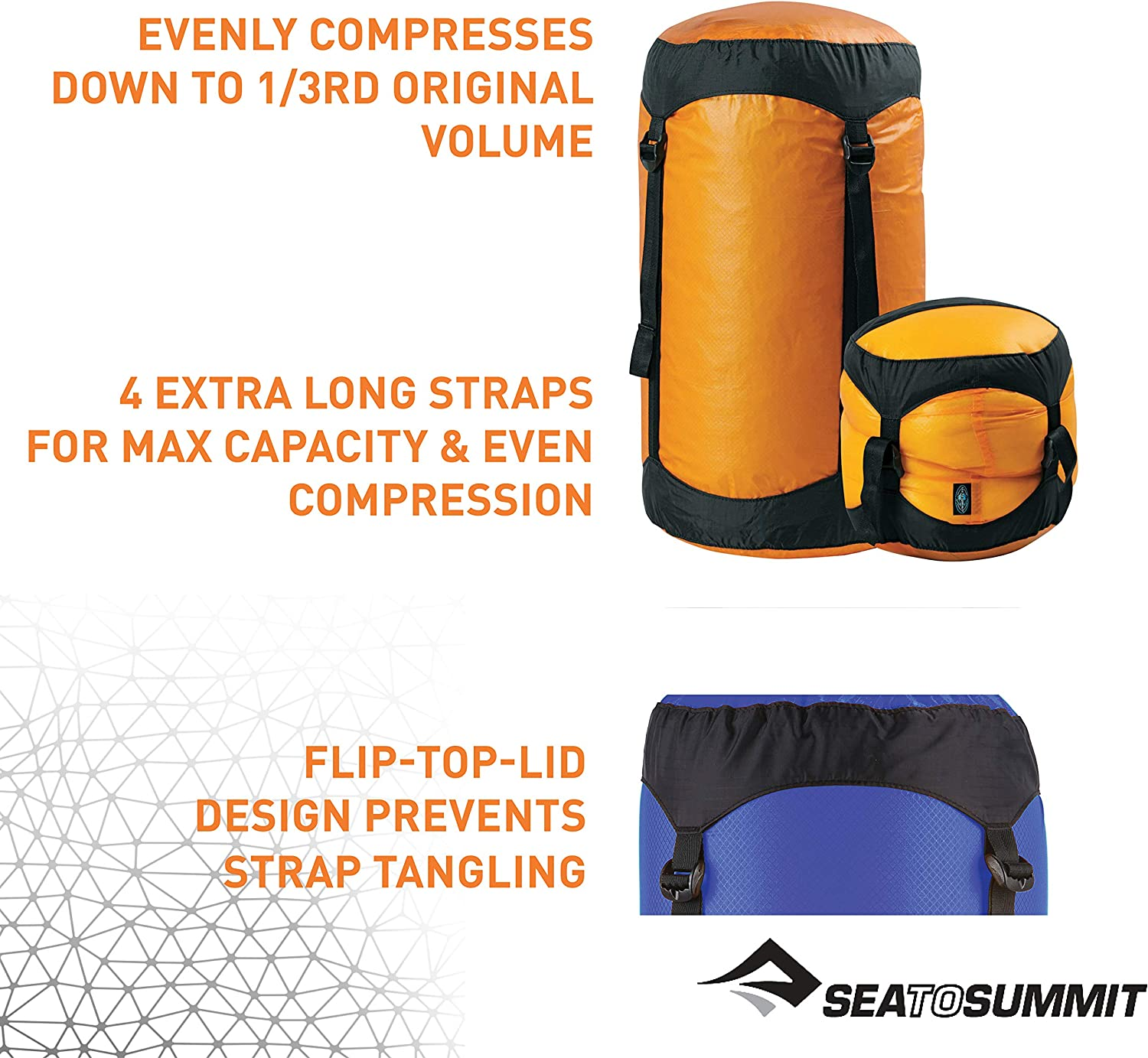 Sea to Summit Ultra-SIL Compression Sack Beutel Packtasche