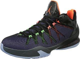Nike Jordan Men's CP3.VIII AE Basketball Shoe-Black/Hyper Crimson/Electric Green (11.5, Black/Hypr Crmsn/Elctrc Grn/PRP)