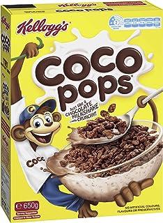Kellogg's Coco Pops Kellogg's Coco Pops, 650 g, Chocolatey