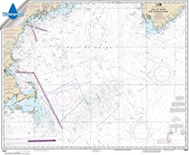 Paradise Cay Publications NOAA Chart 13009: Gulf of Maine and Georges Bank, 35.4 X 43.7, WATERPROOF