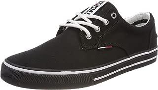 TOMMY HILFIGER Erkek Tommy Jeans Textile Sneaker Spor Ayakkabı