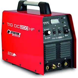 Stayer Welding - Tig Dc 200 Hf Inverter Soldadura Tig 200 (100%) A