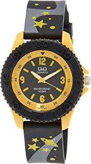 Q&Q Fan Sport Watch Analog Display for Boys VQ96J017Y