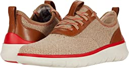 Birch/Amphora Knit/CH British Tan/Flame Scarlet/Birch