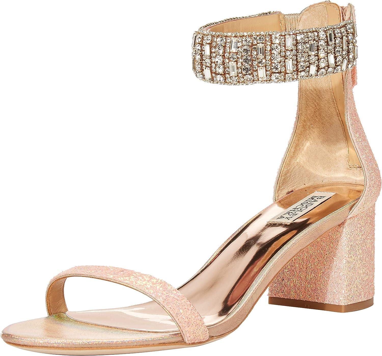 Badgley Mischka Women's Gallia Heeled Sandal