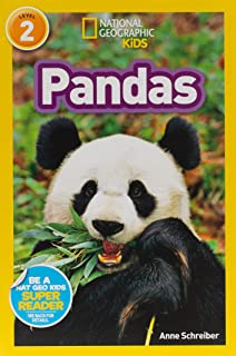 National Geographic Kids Readers: Pandas