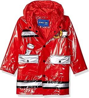 Boys' Water Resistant Rain Jacket