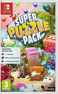 Super Puzzle Pack + 500 Puzzles (Nintendo Switch)