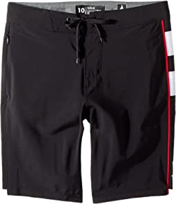 Hurley Kids - Phantom JJF 4 Boardshorts (Big Kids)