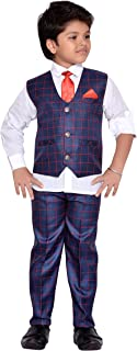 Kids Indian Party Wear Bollywood Style Clothing Set for Boys