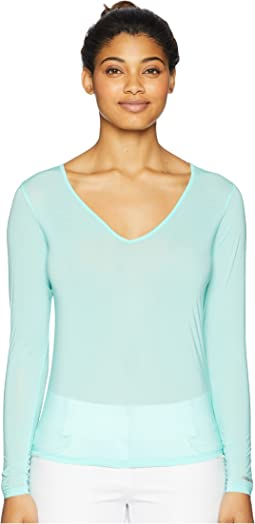 Sunsense® Long Sleeve Layering Top
