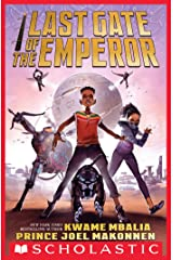 Last Gate of the Emperor Kindle Edition