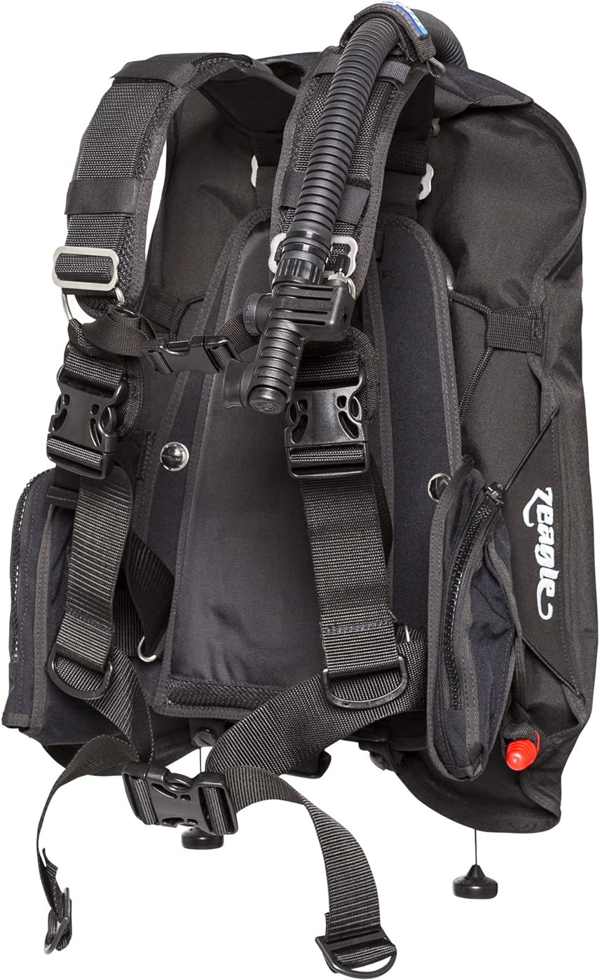 Nippon regular agency Zeagle Express Tech Deluxe BCD Al sold out.