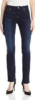 7 For All Mankind Women's Straight Leg Jean