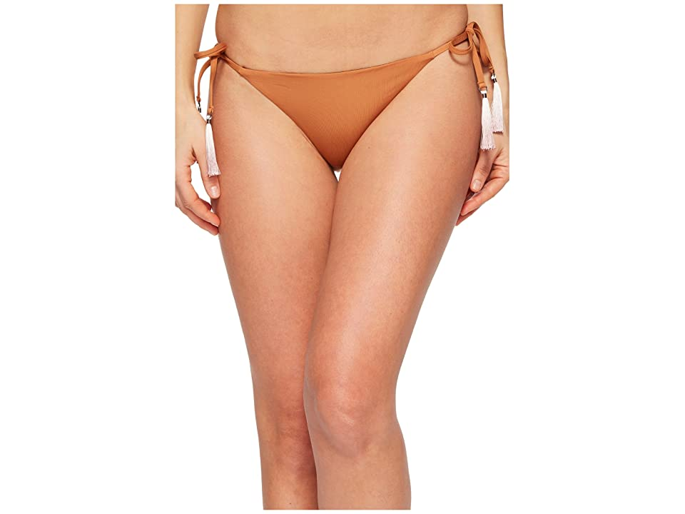 Skin Joan Bottom (Bronze/Burgundy) Women