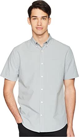 Vince - Single Pocket Short Sleeve Button Down