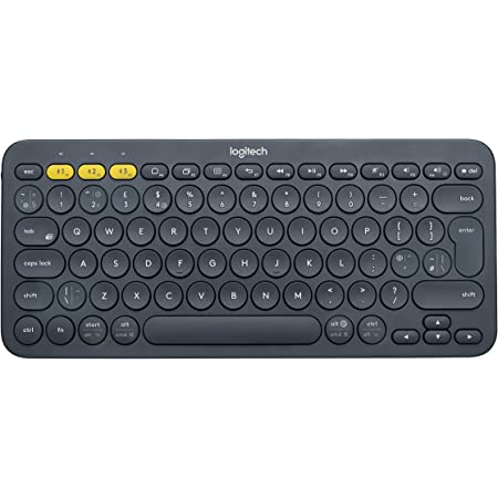 Logitech K380 - teclados para móviles (Negro, Universal, AAA ...