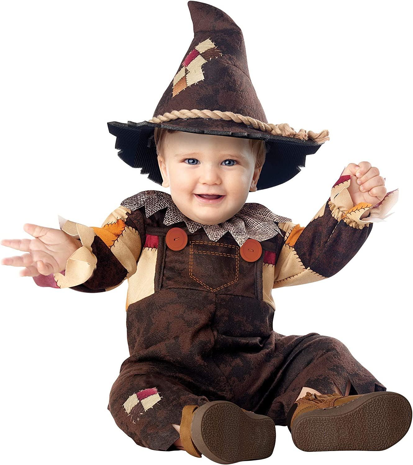 Infant Happy 5 ☆ very popular Harvest Costume Mail order cheap Scarecrow