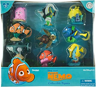 finding nemo cake figurines