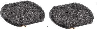Bissell 2 3-in-1 Stick Vacuum Cleaner Sponges Foam Genuine Filter Part # 2037424