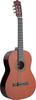 Stagg C542 4/4-Size Nylon String Classical Guitar - Natural