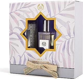 The Body Shop Life Is Set Of 3 Pieces Perfume Eau de Toilette 50ml With Shower Gel 250ml & Body Lotion 250ml